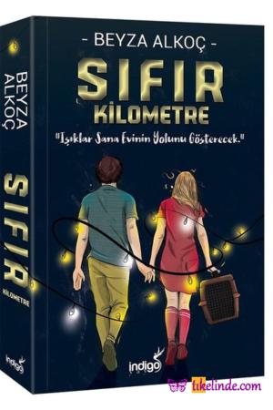 Kitap Beyza Alkoç Sıfır Kilometre TürkçeKitap