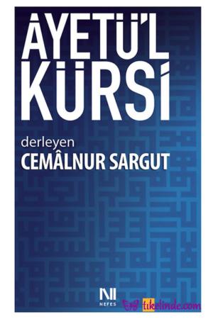 Kitap Cemalnur Sargut Ayetü'l Kürsi TürkçeKitap