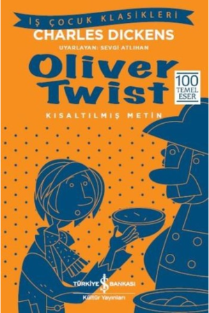 Kitap Charles Dickens Oliver Twist TürkçeKitap