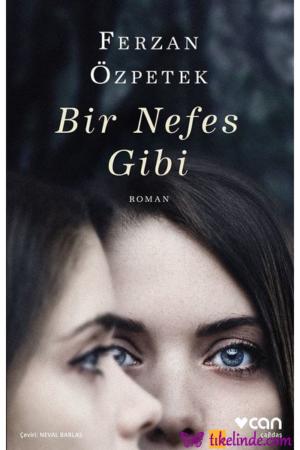 Kitap Ferzan Özpetek Bir Nefes Gibi TürkçeKitap