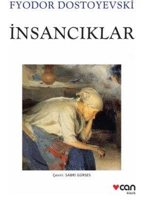 Kitap Fyodor Mihayloviç Dostoyevski İnsancıklar TürkçeKitap