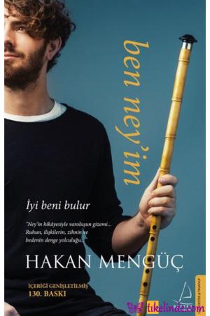 Kitap Hakan Mengüç Ben Ney'im TürkçeKitap