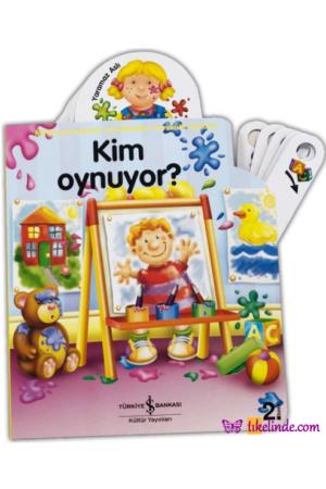 Kitap Jane Wolfe Kim Oynuyor TürkçeKitap