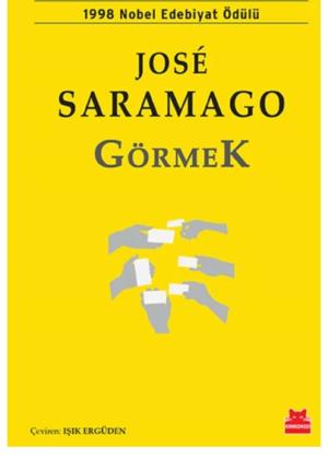 Kitap Jose Saramago Görmek TürkçeKitap