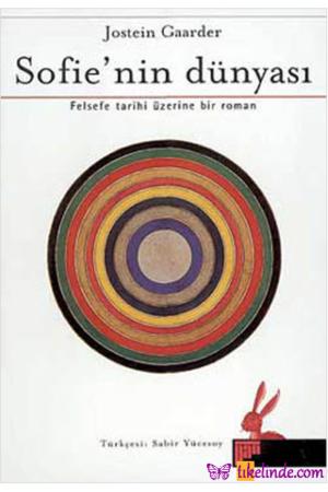 Kitap Jostein Gaarder Sofie'nin Dünyası TürkçeKitap