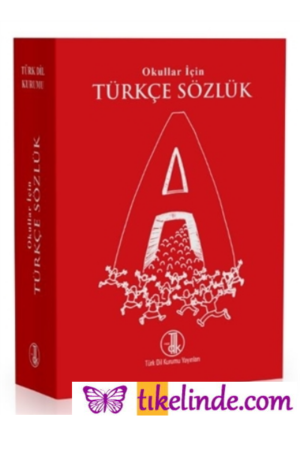 Kitap Kolektif Okullar İçin Türkçe Sözlük (kırmızı) TürkçeKitap