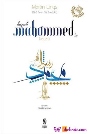 Kitap Martin Lings Hz. Muhammed'in Hayatı TürkçeKitap