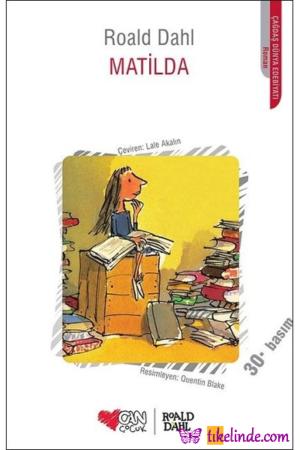 Kitap Matilda Matilda TürkçeKitap