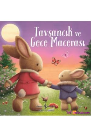 Kitap Melanie Joyce Tavşancık Ve Gece Macerası TürkçeKitap