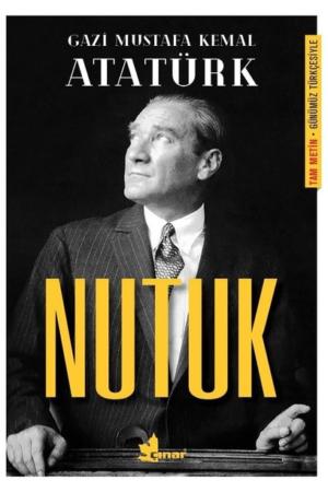 Kitap Mustafa Kemal Atatürk Nutuk TürkçeKitap