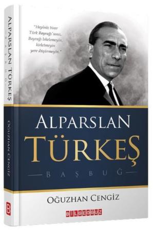 Kitap Oğuzhan Cengiz Alparslan Türkeş TürkçeKitap