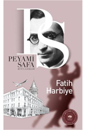 Kitap Peyami Safa Fatih Harbiye TürkçeKitap