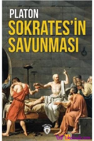Kitap Platon (eflatun) Sokrates'in Savunması TürkçeKitap