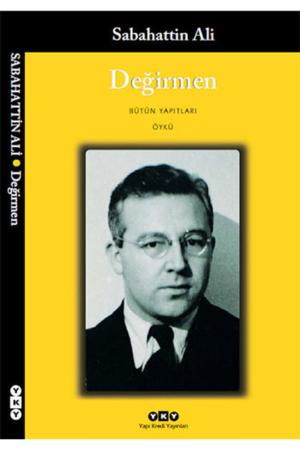Kitap Sabahattin Ali Değirmen TürkçeKitap