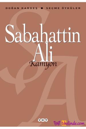 Kitap Sabahattin Ali Kamyon TürkçeKitap