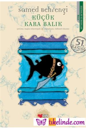 Kitap Samed Behrengi Küçük Kara Balık TürkçeKitap