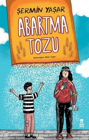 Kitap Şermin Yaşar Abartma Tozu TürkçeKitap