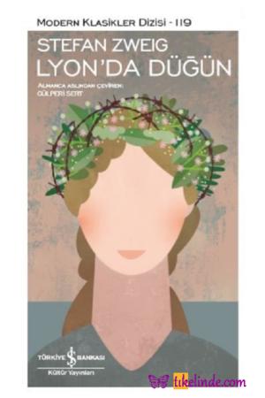 Kitap Stefan Zweig Lyon'da Düğün TürkçeKitap