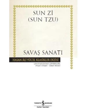 Kitap Sun Tzu Savaş Sanatı TürkçeKitap