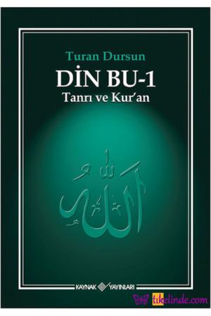 Kitap Turan Dursun Din Bu 1 TürkçeKitap