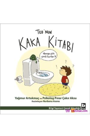 Kitap Yağmur Artukmaç Pınar Çakır Aksu Teo'nun Kaka Kitabı TürkçeKitap