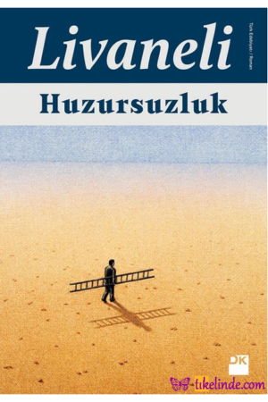 Kitap Zülfü Livaneli Huzursuzluk TürkçeKitap