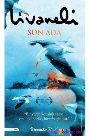 Kitap Zülfü Livaneli Son Ada TürkçeKitap