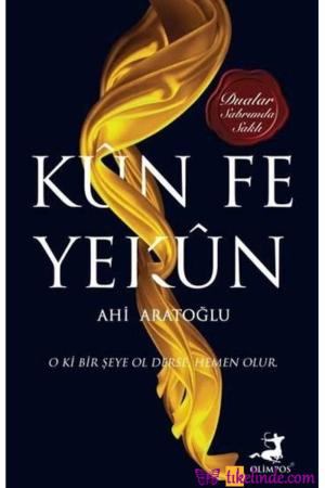Kitap Ahi Aratoğlu Kün Fe Yekün TürkçeKitap