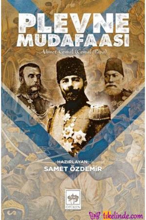 Kitap Ahmet Cemal Plevne Müdafaası TürkçeKitap