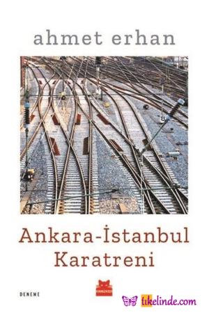 Kitap Ahmet Erhan Ankara İstanbul Karatreni TürkçeKitap