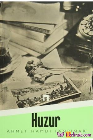 Kitap Ahmet Hamdi Tanpınar Huzur TürkçeKitap