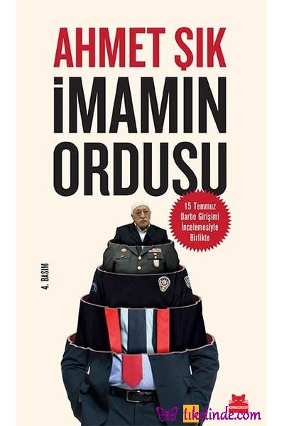 Kitap Ahmet Şık İmamın Ordusu TürkçeKitap