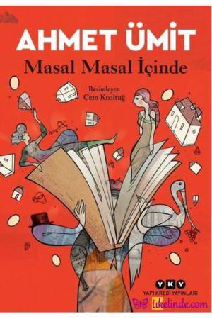 Kitap Ahmet Ümit Masal Masal İçinde TürkçeKitap