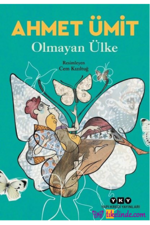 Kitap Ahmet Ümit Olmayan Ülke TürkçeKitap