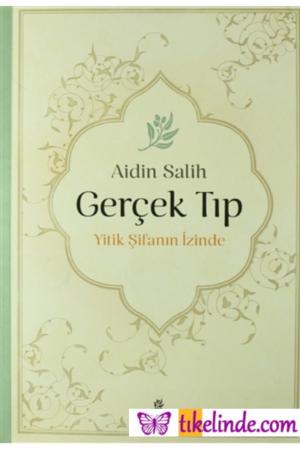 Kitap Aidin Salih Gerçek Tıp TürkçeKitap