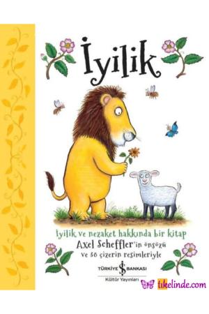 Kitap Alison Green İyilik TürkçeKitap
