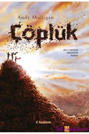 Kitap Andy Mulligan Çöplük TürkçeKitap