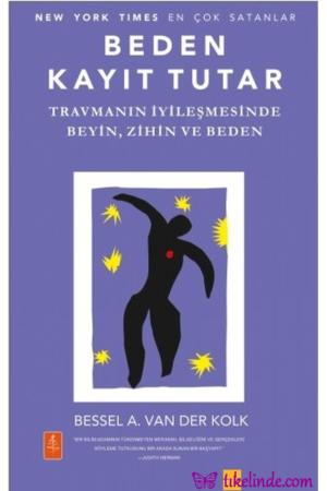 Kitap Bessel A. Van Der Kolk Beden Kayıt Tutar TürkçeKitap