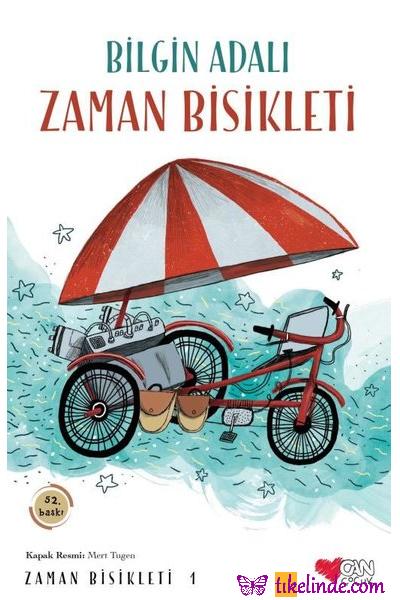 Kitap Bilgin Adalı Zaman Bisikleti TürkçeKitap