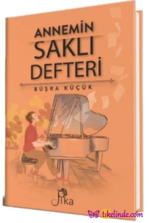 Kitap Büşra Küçük Annemin Saklı Defteri TürkçeKitap
