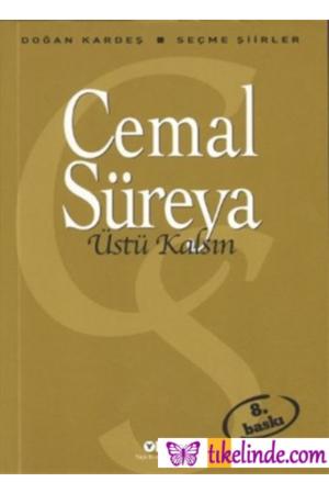 Kitap Cemal Süreya Üstü Kalsın TürkçeKitap