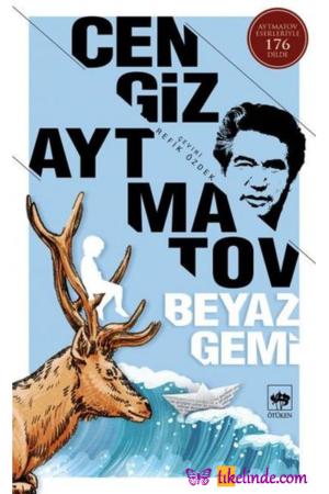 Kitap Cengiz Aytmatov Beyaz Gemi TürkçeKitap