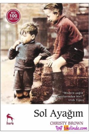 Kitap Christy Brown Sol Ayağım TürkçeKitap