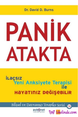 Kitap David D. Burns Panik Atakta TürkçeKitap