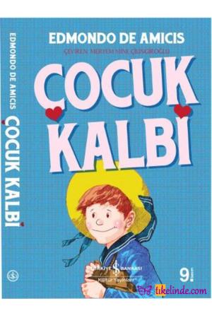 Kitap Edmondo De Amicis Çocuk Kalbi TürkçeKitap
