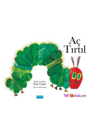 Kitap Eric Carle Aç Tırtıl TürkçeKitap