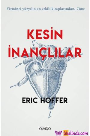 Kitap Eric Hoffer Kesin İnançlılar TürkçeKitap