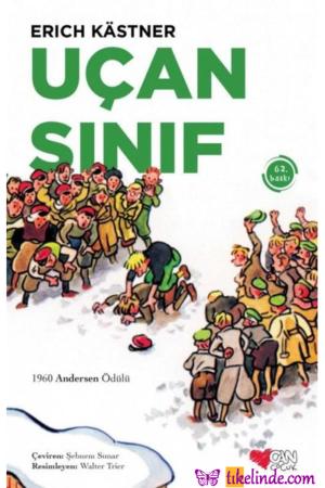Kitap Erich Kastner Uçan Sınıf TürkçeKitap