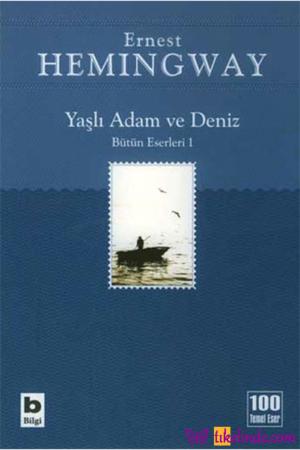 Kitap Ernest Hemingway Yaşlı Adam Ve Deniz (İhtiyar Balıkçı) TürkçeKitap