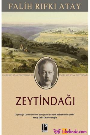 Kitap Falih Rıfkı Atay Zeytindağı TürkçeKitap